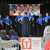 "The Second Baptist Church Shekina Glory Choir performs during the Martin Luther King Jr. March for Peace event on Monday, Jan. 21, at Pioneer Bilingual Elementary School in Lafayette. For more photos and video of the event go to  <a href=""http://www.dailycamera.com"">http://www.dailycamera.com</a><br /> Jeremy Papasso/ Camera"
