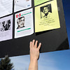 "Jay Ruggeri, of Lafayette, holds a sign during the Martin Luther King Jr. March for Peace on Monday, Jan. 21, in Lafayette. For more photos and video of the event go to  <a href=""http://www.dailycamera.com"">http://www.dailycamera.com</a><br /> Jeremy Papasso/ Camera"