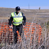 "Missing Girl Search001.JPG Police search for a missing girl named Jessica Ridgeway on Monday, Oct. 8, on the side of highway 36 near the Flatirons Crossing exit in Broomfield. For more photos and video of the search go to  <a href=""http://www.dailycamera.com"">http://www.dailycamera.com</a><br /> Jeremy Papasso/ Camera"