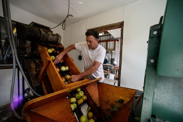 Making Cider - 091920