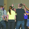 "Lebanon High School students dance last Saturday evening at the Thirst Project Dance-A-Thon, held at the school. It was the first-ever Thirst Project event held at LHS, where students raised money to fund a freshwater well in an African community. More than $7,000 was raised — $4,170 during the dance and $3,100, and counting, at other times. The initial goal was $6,000, so there will be some leftover funds to kick-start next year's fundraiser. ""This is an outstanding effort our student body put together,"" said Superintendent Dr. Robert Taylor at Tuesday's school board meeting. ""It's great to see so many collaborative efforts for an outstanding project."""