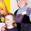 Photo submitted<br /> Phyllis McKinney and her great-granddaughter, Bailey, attended Habitat for Humanity Boone County's annual fund raising event recently. They will live in a home to be built this summer.