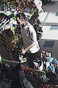The Sonoma County Sheriff's Office is releasing surveillance photos of persons of interest in the Forestville triple homicide investigation. Investigators believe these men and the associated Ford Ranger are possible associates of suspect Mark Cappello and may have information regarding the homicide. Anyone with information pertaining to these subjects or the vehicle is asked to contact detectives at 707-565-2185.  The vehicle is an early 90's Ford Ranger and is gold in color.  The video is from the Chevron gas station in St. Helena and was taken the day before the homicide occurred.  Prepared by Violent Crimes Investigations Sergeant Carlos Basurto 707-565-2185