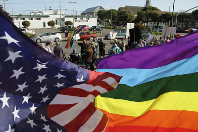 Marriage Equality Rallies, June 26, 2013