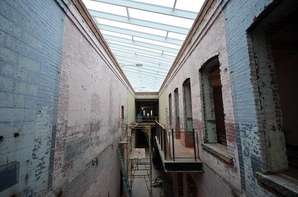 Mass MoCA's Building 6 renovation-101916