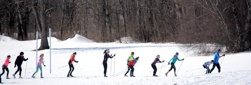 Mathias Jessup Bartels Memorial Nordic Ski Race - 021917