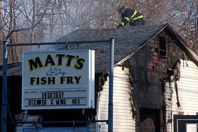 Matts Fire