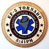 Globe/T. Rob Brown<br /> Joplin's METS ambulance service was part of the EF-5 Tornado Disaster Medical Strike Team on May 22, 2011.