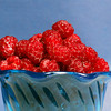 Globe/Roger Nomer<br /> Red Raspberries