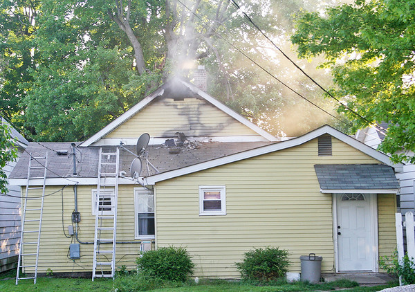 ONE LR052816 house fire pic