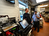 KRISTOPHER RADDER - BRATTLEBORO REFORMER<br /> People attend the opening celebration of the new McDonald's, on Putney Road, on Thursday, Sept. 14, 2017.