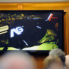 "Kevin McGregor Trial005.JPG The black Analog sweatshirt McGregor was allegedly wearing on the night of the murder as an evidence exhibit on Thursday, Jan. 26, during the murder trial of Kevin McGregor at the Boulder County Justice Center in Boulder. For more photos of the trial go to  <a href=""http://www.dailycamera.com"">http://www.dailycamera.com</a><br />  Jeremy Papasso/ Camera"
