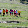 "Area runners do a run for Micah True before the memorial service.<br /> A memorial service was held Friday for Boulder  ultrarunner, Micah True, at Chautauqua Park.<br /> For photos and a video of the service, go to  <a href=""http://www.dailycamera.com"">http://www.dailycamera.com</a>.<br /> Cliff Grassmick / April 6, 2012"