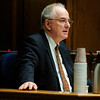 MIDYETTE<br /> Craig Truman, who had been Molly Midyette's attorney during her first trial, testifies during her hearing on Monday.<br /> <br /> PHOTO BY MARTY CAIVANO<br /> OCT.24, 2011