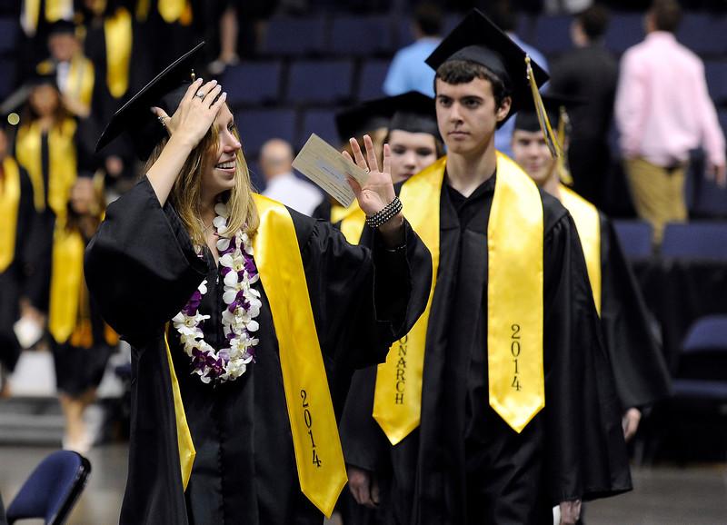 Monarch Graduation