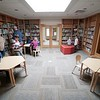 BEN GARVER — THE BERKSHIRE EAGLE<br /> A library has been added to the Montessori School in Lenoxdale as part of the school's expanding footprint.