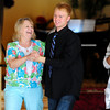 MOTHERS<br /> Josh Peterson, right dances with his mother, Janice, at a Mother's Day tea dance held at the Avalon Ballroom in Boulder on Sunday.<br /> Photo by Marty Caivano/May 8, 2011