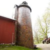 BEN GARVER — THE BERKSHIRE EAGLE<br /> Holiday Brook Farm hosts a Mother's Day brunch complete with music and a ride to the barn on farm wagon pulled by tractor.
