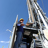"Project Scientist, Steve Brown, talks about what air chemistry is being measured along the 300-meter tower.<br /> NOAA is using their Erie tower to study the effects of nitryl chloride on the atmosphere during the nighttime of winter.<br /> For a video of the NOAA press briefing, go to  <a href=""http://www.dailycamera.com"">http://www.dailycamera.com</a>.<br /> Cliff Grassmick/ March 1, 2011"