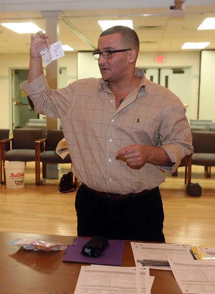 Narcan training in Billerica 020916