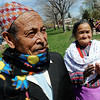 """Pritman Magar, left, and his wife, Hari Maya Magar, prepare to celebrate their first Nepal New Year in the United States.<br /> The Nepal New Year of B.S. 2067 was celebrated in Boulder on Sunday with a parade around downtown by area residents.<br /> For more photos, go to  <a href=""""http://www.dailycamera.com"""">http://www.dailycamera.com</a>.<br /> Cliff Grassmick / April 18, 2010"""