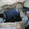 Funeral of Israeli singer Shoshana Damari, 2006