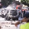 Assassination attempt, Tel Aviv