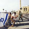 Riots near Hassan Beck Mosque, Tel Aviv