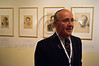 Horst Cytrin describes his grandfather's, Felix Feiwel Cytrin, liberation from Ebensee, Austria, in 1945 and his journeys ending in New Jersey in 1949, carrying with him the portraits he painted in the Holocaust. Jerusalem, Israel. 23rd January 2012.