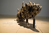 An exhibit named Terra Incognita by artist Tomer Sapir is displayed in the Chelouche Gallery for Contemporary Art on 'Art Weekend', launching Tel Aviv's 'Art Year' with major art projects artistically flourishing the city. Tel-Aviv, Israel. 22-Mar-2012.