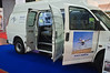 Maof Aerial Sensing displays a command and control van for unmaned drones carrying video surveillance equipment at Homeland Security 2012 trade fair. Tel-Aviv, Israel. 26-June-2012.<br /> <br /> Homeland Security and Combat international exhibitions open at Israel Trade Fairs Center for three days, sponsored by the Ministry of Trade and Industry in cooperation with IHS Jane's Defense & Security Intelligence & Analysis.