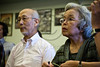 "Hiroshima child survivors meet with Jewish Holocaust survivors and share their personal stories. Jerusalem, Israel. 11-September-2011.<br /> <br /> Hibakusha, survivors of the August 6th, 1945 bombing of Hiroshima, visit Israel to promote nuclear abolition. Calling ""No More Hiroshimas, No More Nagasakis!"" they visit Yad Vashem and meet Jewish Holocaust survivors."