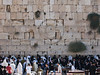 Thousands pray at the Western Wall on the Eve of the Jewish New Year for the last time in the year 5772. According to the Jewish calendar the year 5773 and the Jewish High Holidays will begin tonight after sunset. Jerusalem, Israel. 16-September-2012.