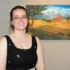 Kelsey Bogus (Photo by Daniel Binkard/Chadron State College)
