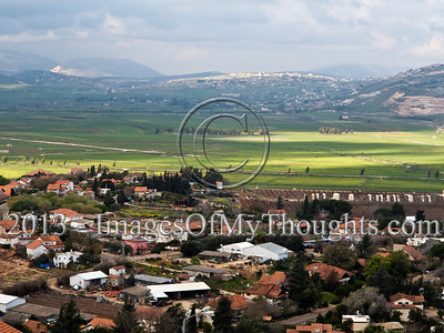 In pictures: Southern Lebanon as viewed from Israeli town of Metula