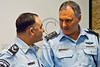 Israel Police Commissioner conducts last minute inspections