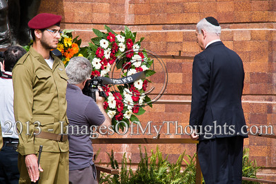 Holocaust Martyrs' and Heroes' Remembrance Day commemorated in Israel