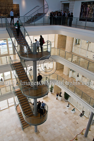 Pres. Peres inaugurates the joint Jewish-Arab Nazareth Industrial Park
