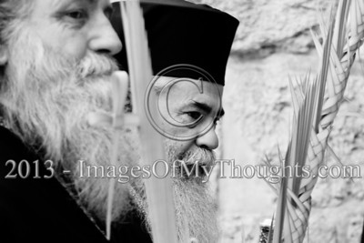 Julian Calendar Holy Week begins at the Church of the Holy Sepulchre