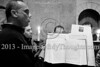 Holy and Great Friday crucessions in Jerusalem