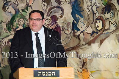 Prestigious Wolf Prizes awarded at the Knesset