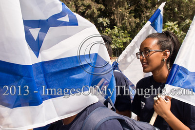 State memorial service for the Jewish Ethiopian community