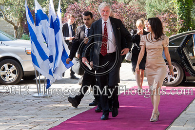 Finnish Foreign Minister visits Israel