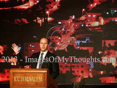 Second Jerusalem International Tourism Summit