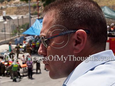 Jerusalem's Hadassah Hospital drills chemical missile strike