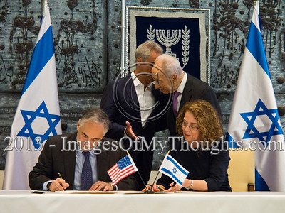 Chicago and Ben-Gurion Universities Water Research Agreement