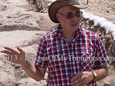King David's 10th Century BCE Palace Uncovered in Judea