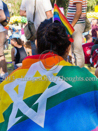 Jerusalem's March for Pride and Tolerance