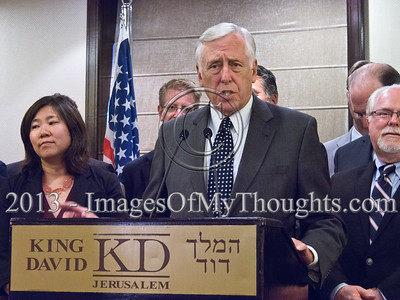 US Democratic Congressmen in Israel