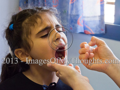 Israel Launches Nationwide Polio Booster Campaign